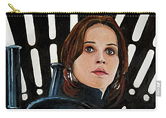 Jyn Erso Carry-all Pouch