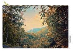 Carry-all Pouch featuring the photograph Kaaterskill Clove by John Rivera