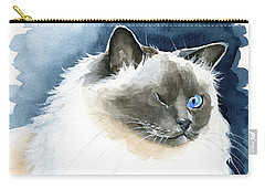 Birman Carry-All Pouches