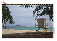Kailua Beach Carry-all Pouch