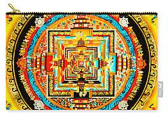 Kalachakra Mandala Carry-all Pouch