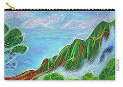 Kalalau Mists Carry-all Pouch