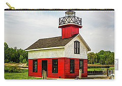 Kalamazoo Lighthouse Carry-all Pouch
