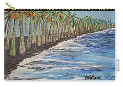 Kalapana Beach Carry-all Pouch