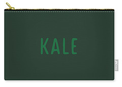 Kale Carry-all Pouch