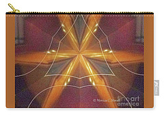 Kaleidoscope Mirror Effect M7 Carry-all Pouch