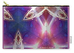 Kaleidoscope Mirror Effect M8 Carry-all Pouch