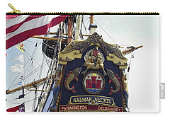 Kalmar Nyckel Tall Ship Carry-all Pouch