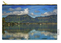 Kaneohe Bay Oahu Hawaii Carry-all Pouch