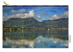 Kaneohe Bay Oahu Hawaii Carry-all Pouch