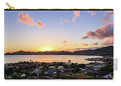 Kaneohe Bay Sunrise 1 Carry-all Pouch