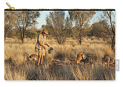 Kangaroo Sanctuary Carry-all Pouch