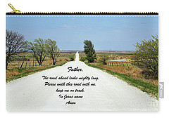 Kansas Road Carry-all Pouch