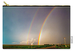 Kansas Storm Chase Bust Day 007 Carry-all Pouch