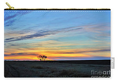 Kansas Sunrise1 Carry-all Pouch