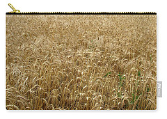 Kansas Wheat Carry-all Pouch