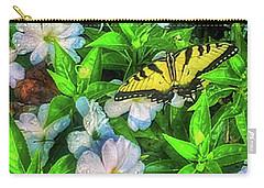 Karen's Garden Carry-all Pouch