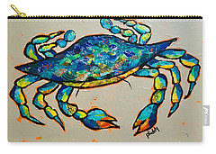 Karl The Crab Carry-all Pouch