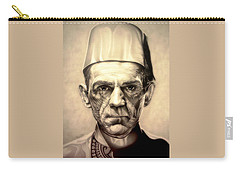 Karloff Carry-all Pouch by Fred Larucci