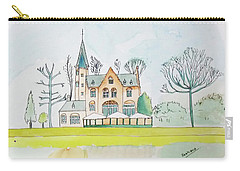 Kasteel Restaurant, Minnewater, Bruges Carry-all Pouch