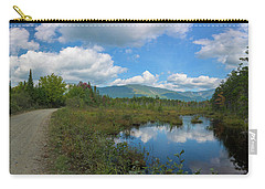 Katahdin In The Clouds Carry-all Pouch
