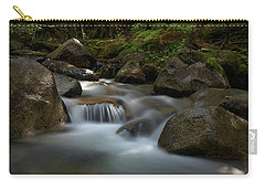 Katahdin Stream In The Shade Carry-all Pouch