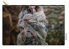 Katharsis Series 1/3 Tethering Carry-all Pouch by Agnieszka Mlicka
