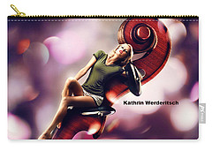 Kathrin Werderitsch Carry-all Pouch