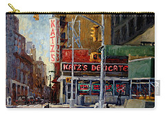 Katz's Delicatessen, New York City Carry-all Pouch