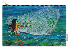 Kauai Fisherman Carry-all Pouch