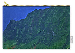 Kauai  Napali Coast State Wilderness Park Carry-all Pouch