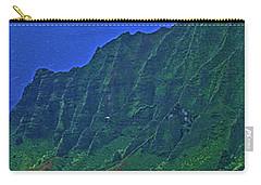 Kauai  Napali Coast State Wilderness Park Carry-all Pouch