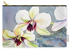 Kauai Orchid Festival Carry-all Pouch