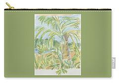 Kauai Palms Carry-all Pouch