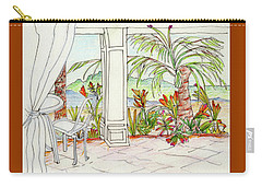 Kauai View - 2 Carry-all Pouch