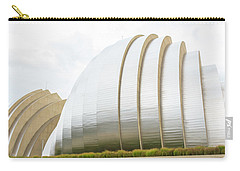 Kauffman Center Performing Arts Carry-all Pouch by Pamela Williams