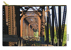 Kaw Point Railroad Bridge Carry-all Pouch