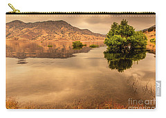 Kaweah Lake California 4 Carry-all Pouch