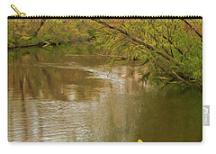 Kayak At Mead Carry-all Pouch