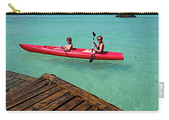 Kayaking Perfection 1 Carry-all Pouch