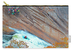 Kayaking The Gorge Carry-all Pouch