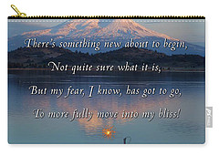 Kaypacha - February 15, 2017 Carry-all Pouch