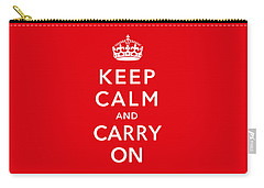 England Digital Art Carry-All Pouches