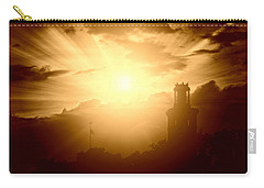 Keep Shining On Carry-all Pouch
