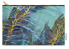 Kelp Patterns Carry-all Pouch