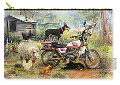 Kelpie Karetakers Carry-all Pouch