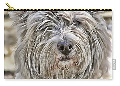 Carry-all Pouch featuring the photograph Kelsey by Rhonda McDougall