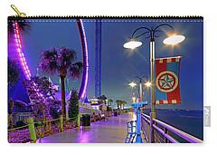 Kemah Boardwalk - Amusement Park - Texas Carry-all Pouch