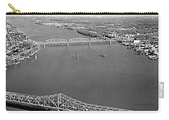 Kennedy Bridge Construction Carry-all Pouch