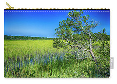 Kent Mitchell Nature Trail, Bald Head Island Carry-all Pouch